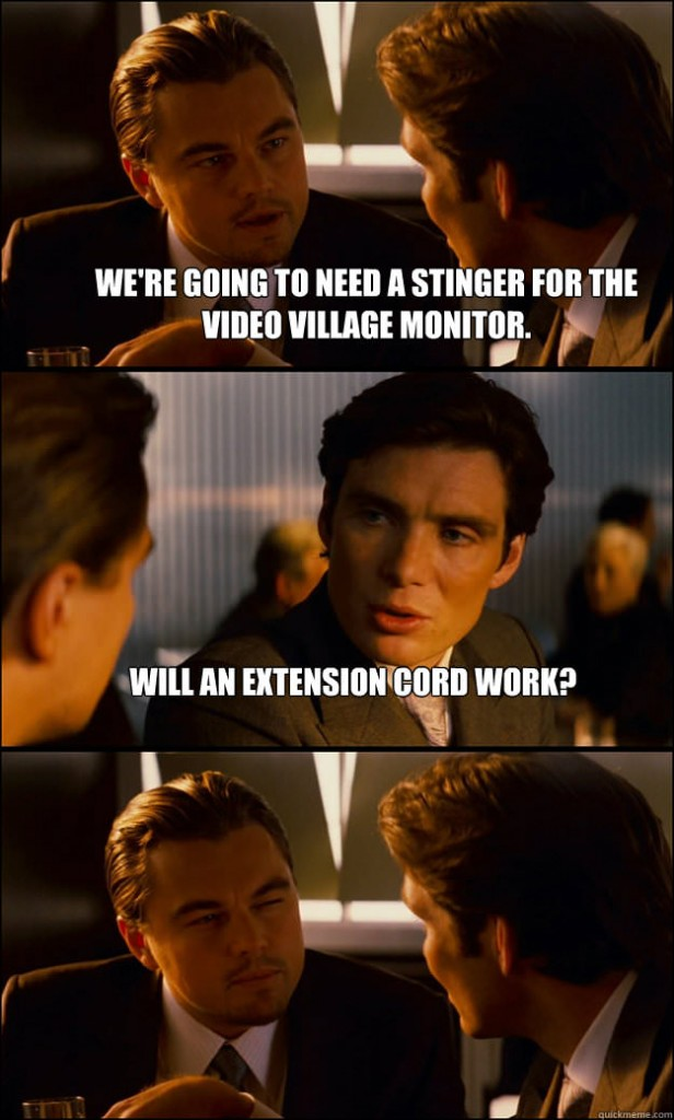 Inception Meme Stinger