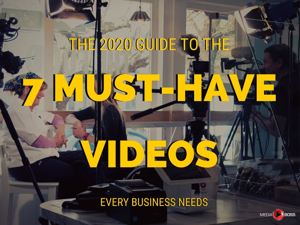 2020 7 Must Have Videos