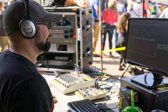MediaBoss Live Stream Production