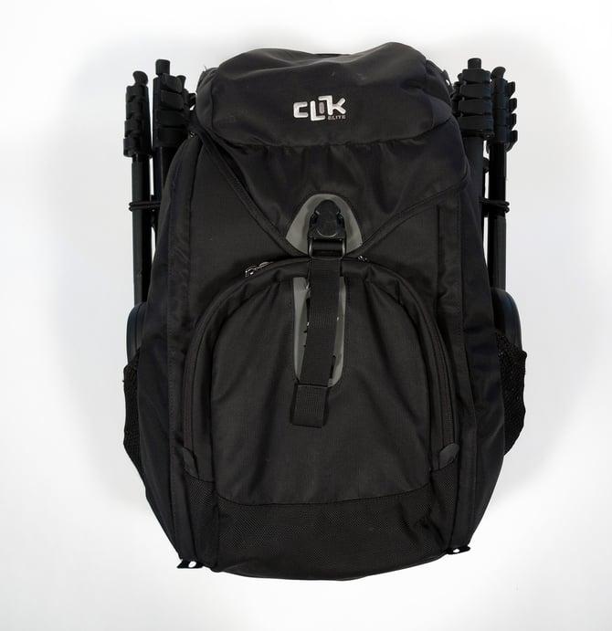 MediaBoss Gear Backpack